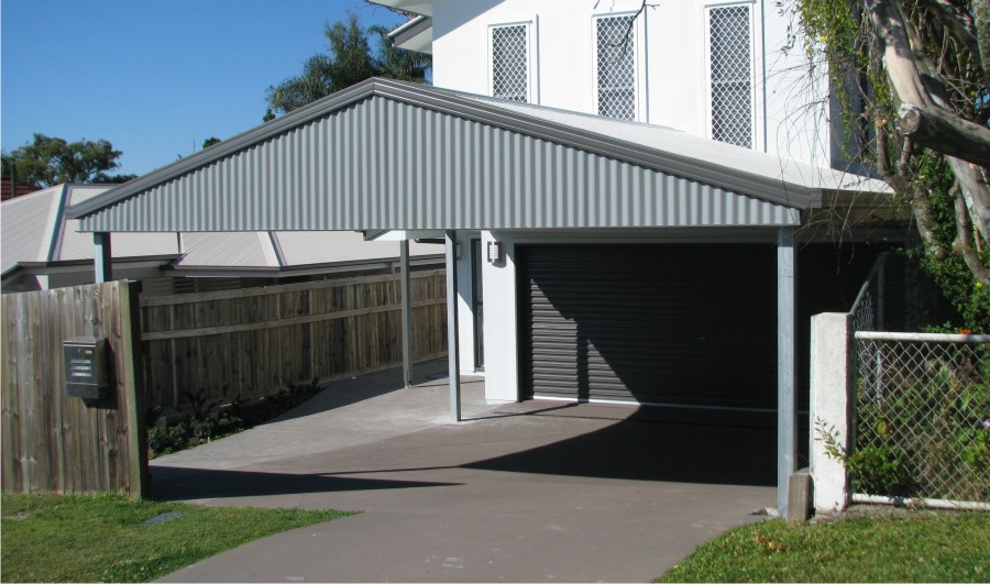 Gable Carport Kit