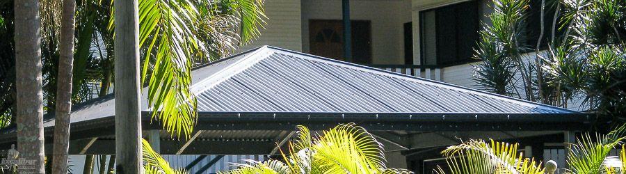 Hip Roof Carport