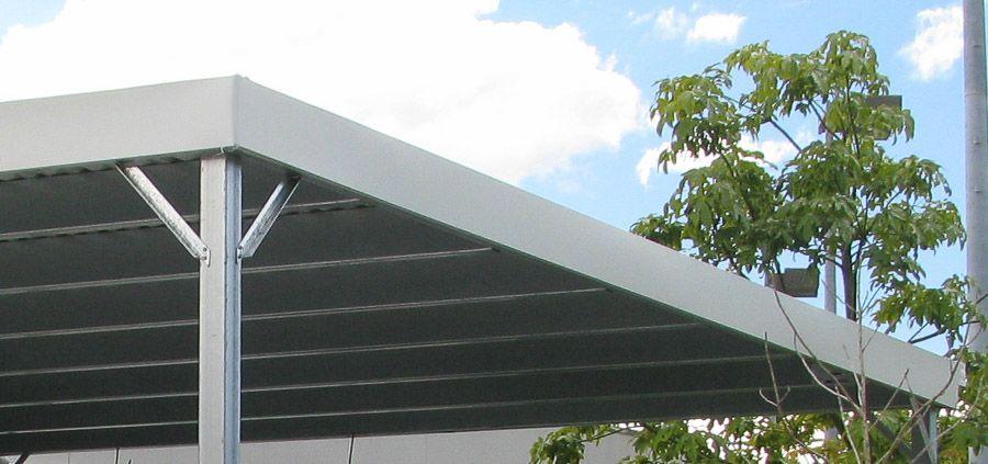 Skillion Carport Designs