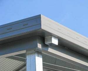 Carport Guttering & Flashings