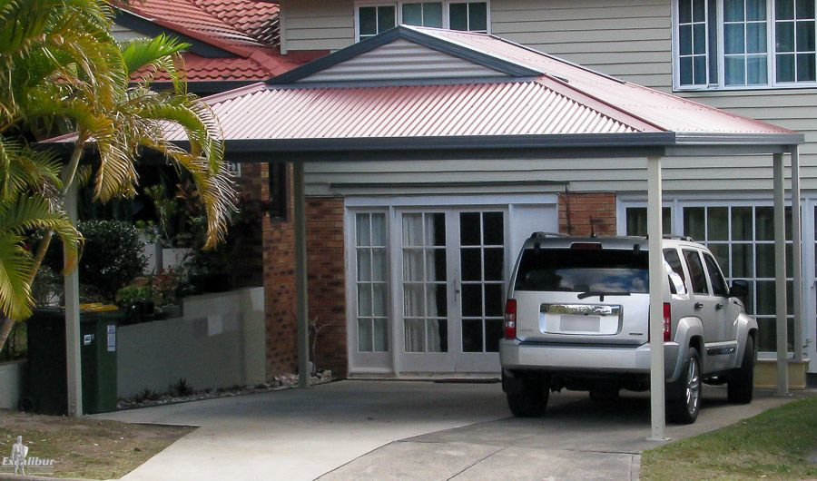 Dutch Gable Carport Excalibur Carports