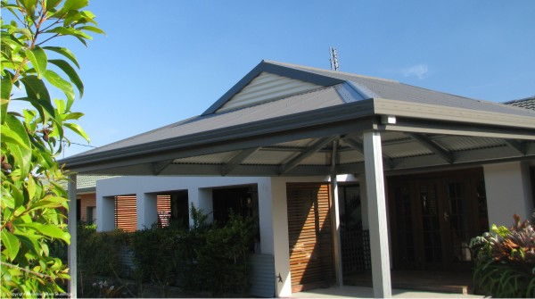 Dutch Gable Carport