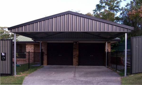 Carport kits built strong in diy form delivered for Gable carport prices