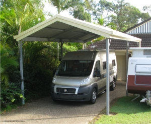Gable Carports