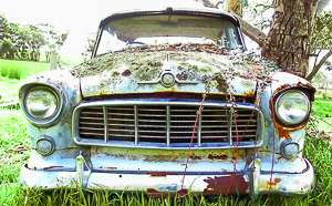 Old Car In Need of a EC Carport Kit